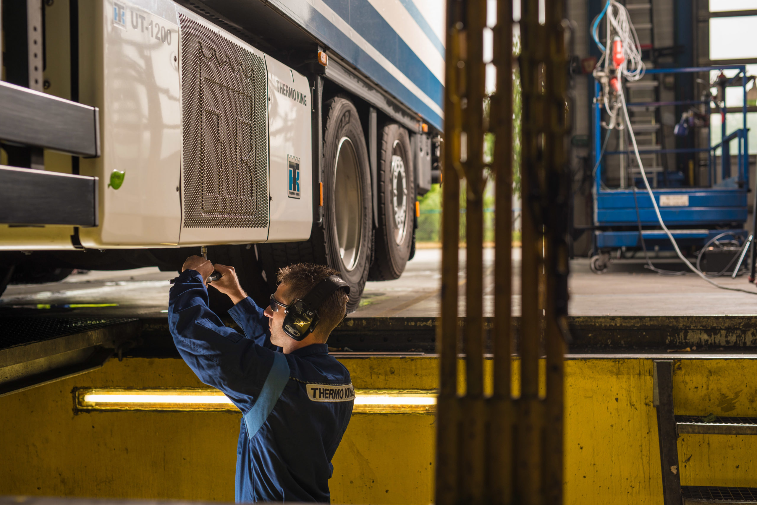 monteur service undermount