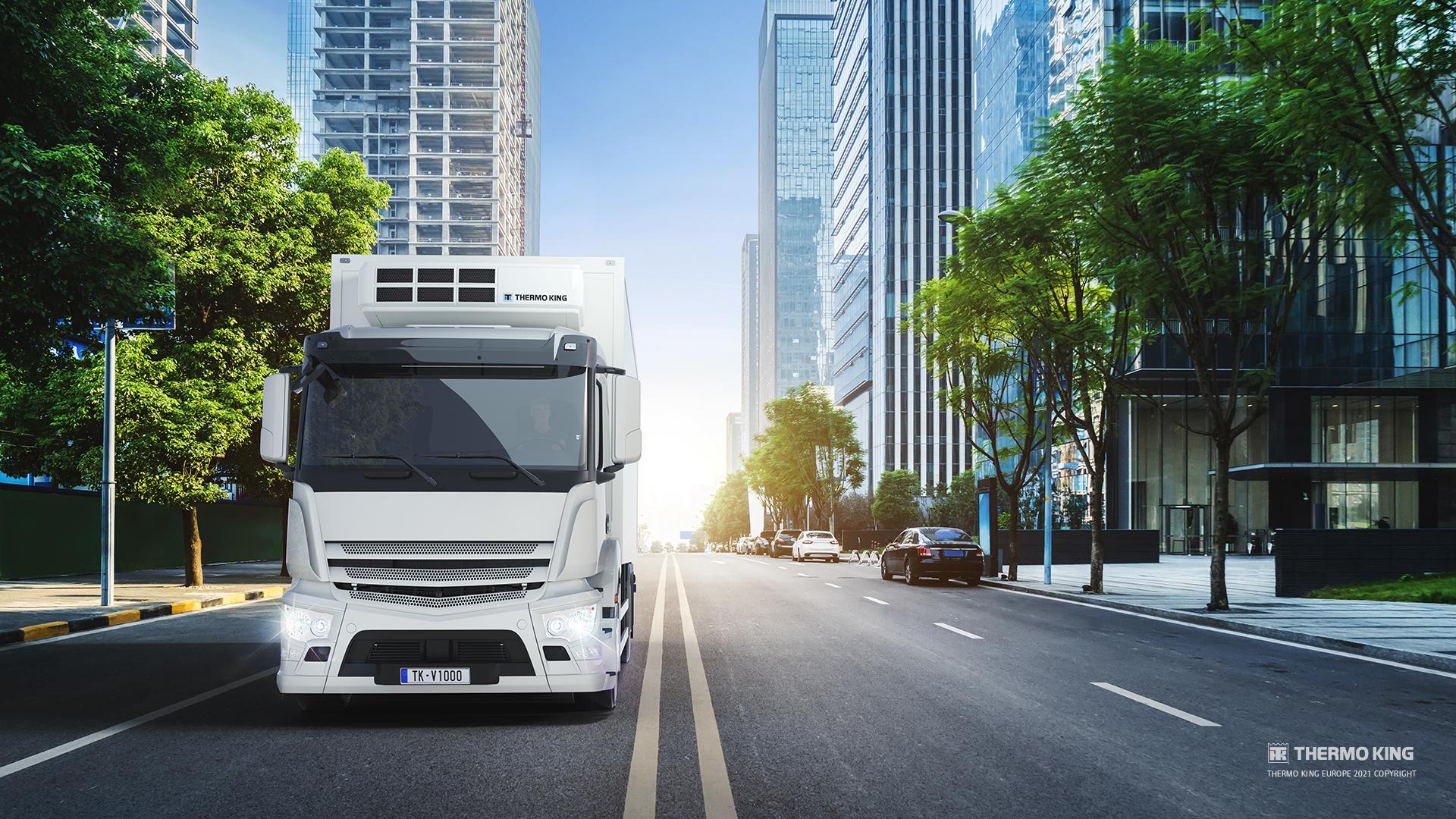 V-1000 truck koelmachine