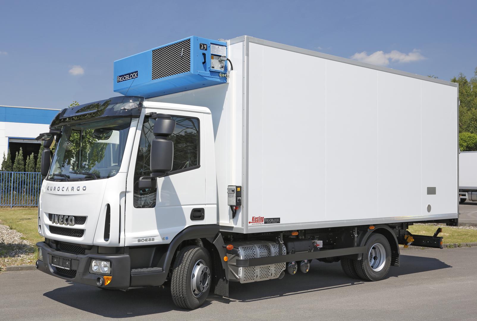 Frigoblock FK Series - duurzaam - truck - bakwagen - elektrisch